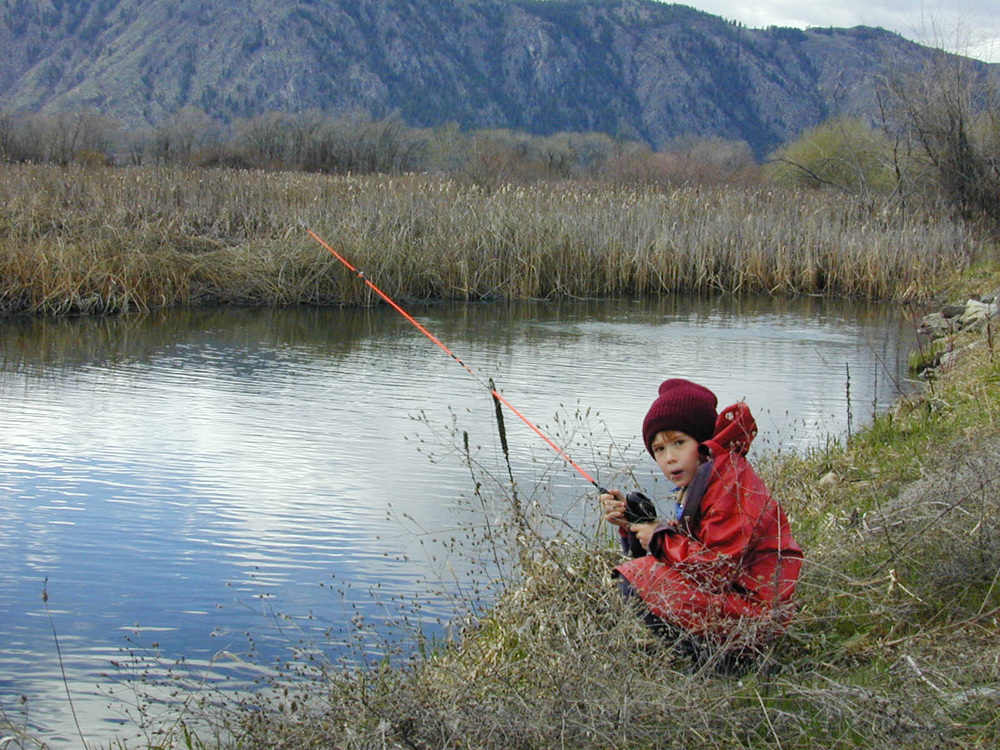 Bipartisan legislation introduced to prioritize and grow for Washington state fishing